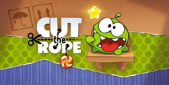 cut the rope play free online