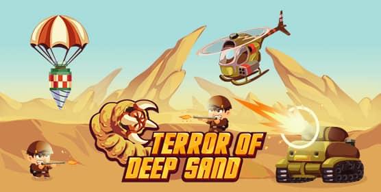 Terror Of Deep Sand