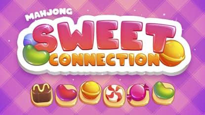 Mahjong Sweet Connection