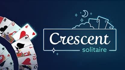 Crescent Solitaire Online