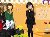 Black Skirts Dress-Up