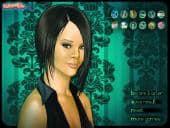 Rihanna make-up