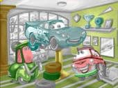 Cars Colouring Picture