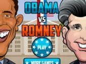 Obama v Romney Slap