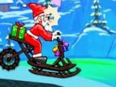 Santa Snow Ride
