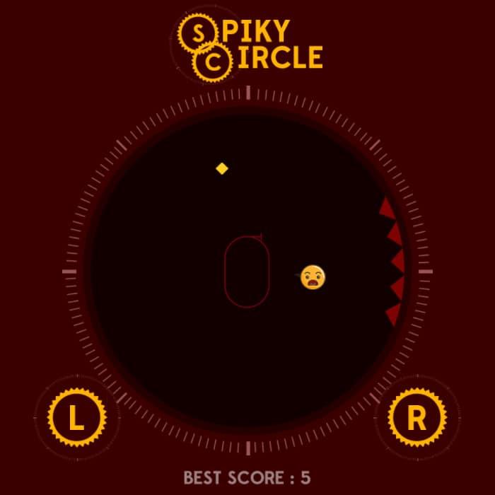 Spiky Circle
