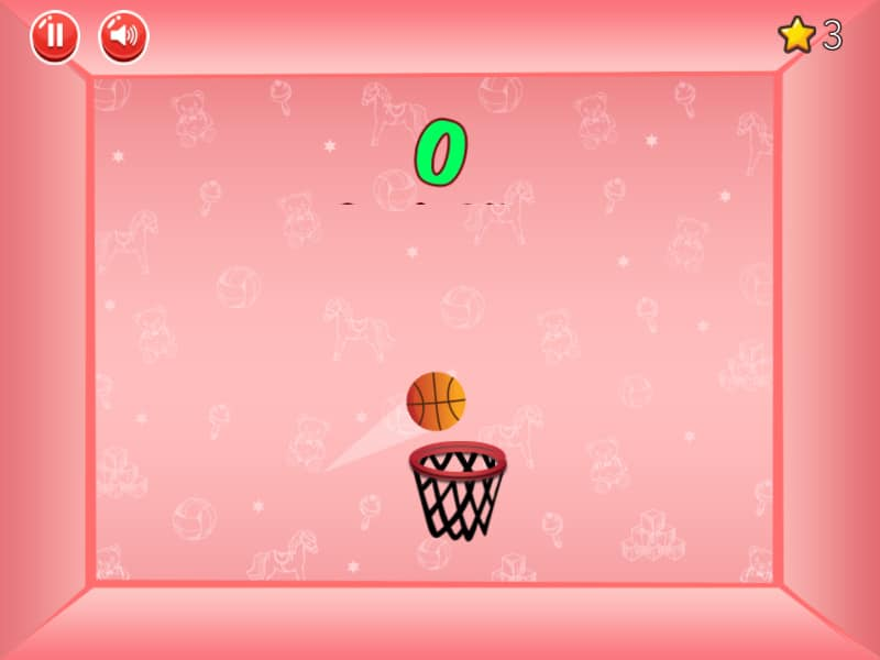 Basketball Challenge Flick The Ball