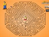 Maze Game Play 6
