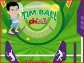 Tennis pinball