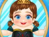 Frozen Elsa and Anna Baby Care
