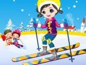 Skier Dress Up