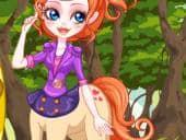 Centaur Monster Girl