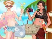 BFF Summer Dress Up