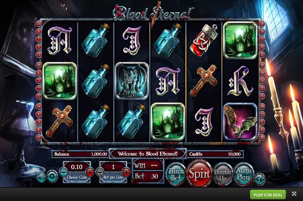 Blood Eternal Slots