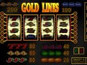 Gold Lines Fruits 4 Real
