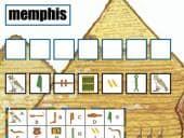 Hieroglyph Puzzle