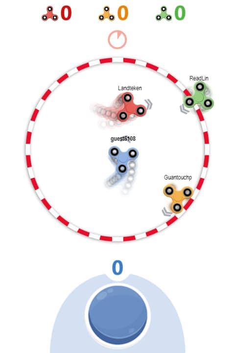 Fidget Spinner Multiplayer