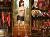 Pirate Girl Dress Up