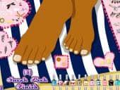 Tessa's Summer Feet