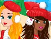 X-Mas Dress Up Game