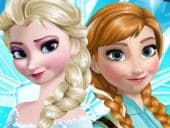 Frozen Sisters Makeover