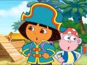 Doras Piratenboot