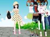 Polka Dot Fashion