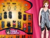 Kesha Singing Dress Up