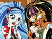 Cleo and Ghoulia Mad Science