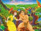 Tarzan Jigsaw Puzzle