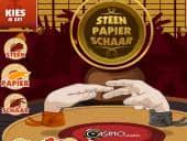 Steen Papier Schaar