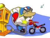 Bobby Nutcase Moto Jumping