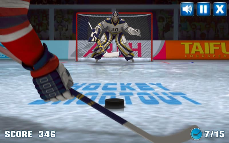 Hockey Shootout HD