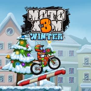 Moto X3M Winter Free Online Racing games